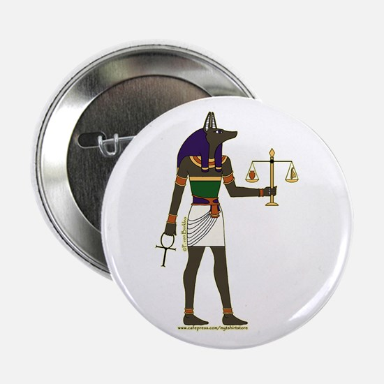 "Cool Anubis Picture 2.25"" Button"