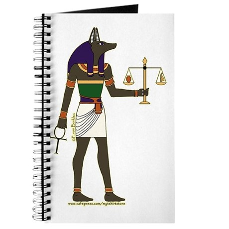 Cool Anubis Picture Journal