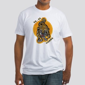 VA 65 Tigers Fitted T-Shirt