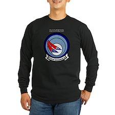 VA 93 Ravens Long Sleeve Dark T-Shirt