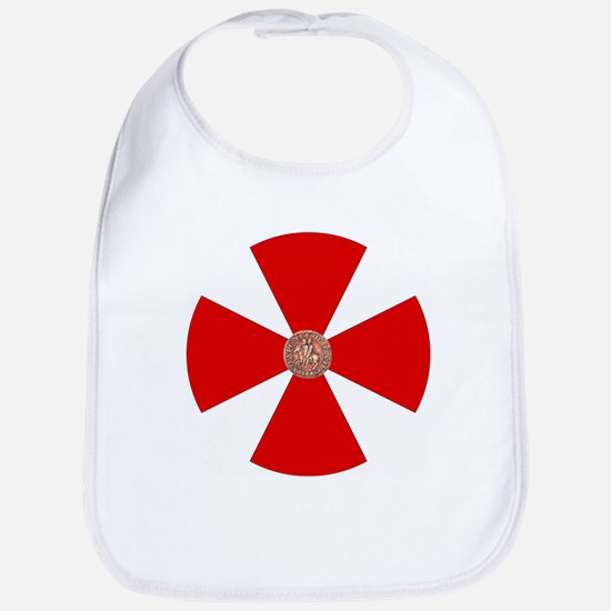 Knights Templar Bib