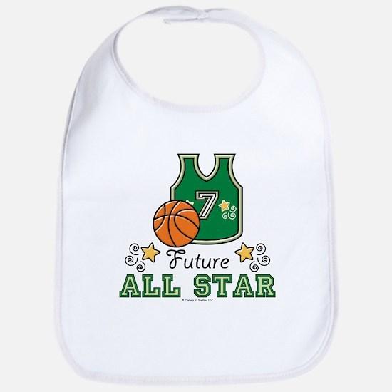 Future All Star Basketball Bib