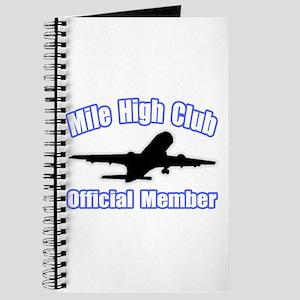 """Mile High Club"" Journal"