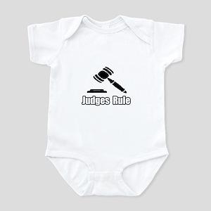 """""""Judges Rule"""" Infant Bodysuit"""