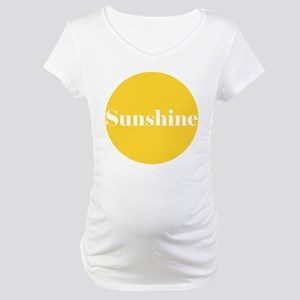 Sunshine Maternity T-Shirt