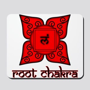 Root Chakra Mousepad