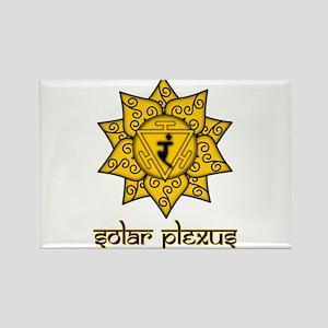 Solar Plexus Rectangle Magnet