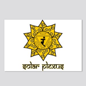 Solar Plexus Postcards (Package of 8)
