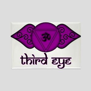 Third Eye Rectangle Magnet