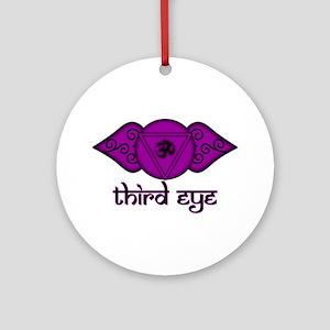Third Eye Ornament (Round)