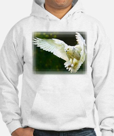 Funny Spotted owl Hoodie