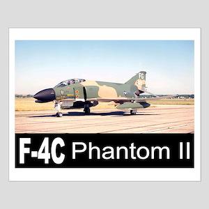 F-4 Phantom II Small Poster