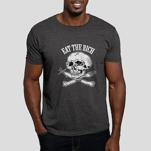 EAT THE RICH Dark T-Shirt