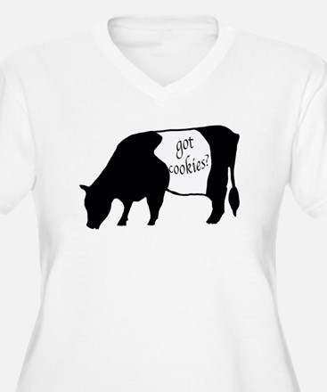 Oreo Cookie Cow T-Shirt