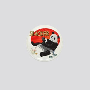 Slacker Panda Mini Button