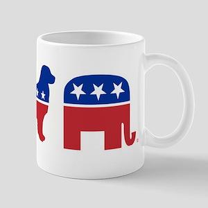 The Dog Vote Logo Mug