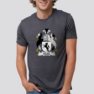 Wolfe Family Cres T-Shirt