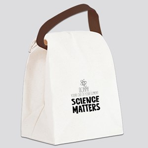 Donny youre out of your element Canvas Lunch Bag