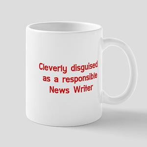 News Writer Mug