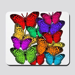 Brilliant Butterfly Design Mousepad