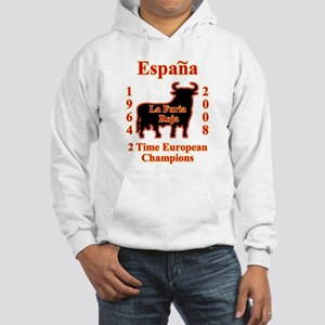 La Furia Roja Hooded Sweatshirt