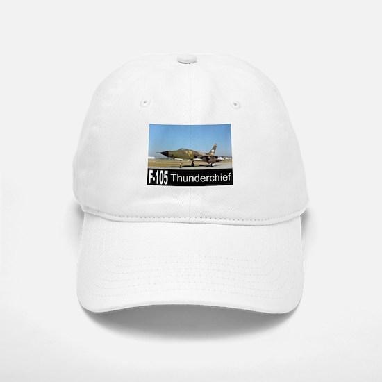 F-105 Thunderchief Baseball Baseball Cap
