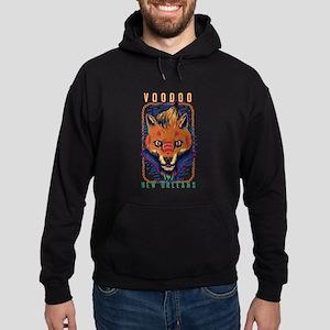 VOODOO New Orleans Fox Design Sweatshirt