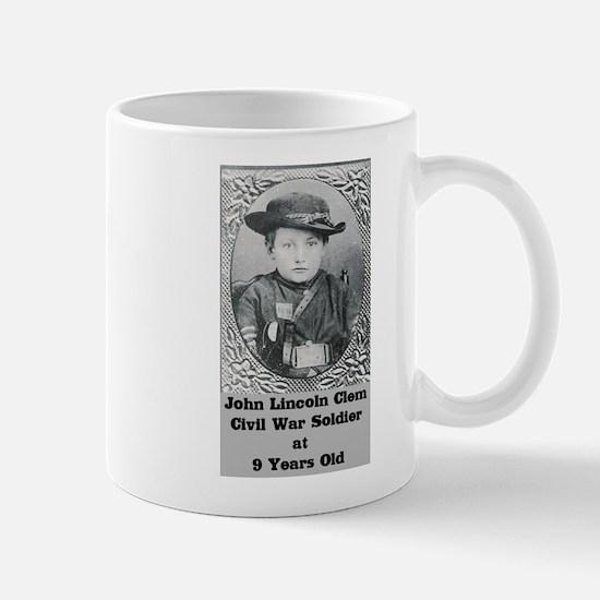 John Clem Mug
