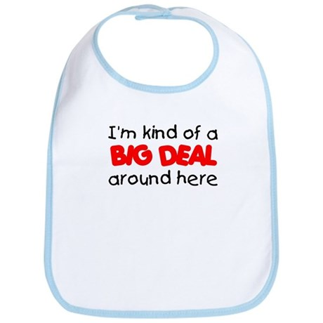 Big Deal Bib