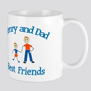 Henry and Dad - Best Friends Mug