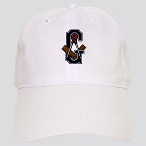 Masonic Square and Compass Cap