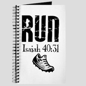 Isaiah 40:31 Run Journal