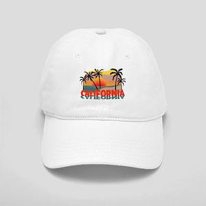 California Sunset Souvenir Cap