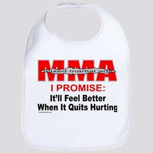 MMA MIXED MARTIAL ARTS Bib
