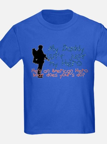 cp daddy hero T-Shirt