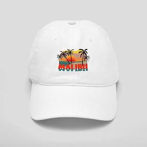 219f781addf Malibu Beach California Souvenir Cap
