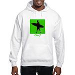 iSurf Male - Hooded Sweatshirt