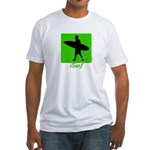 iSurf Male - Fitted T-Shirt