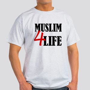 Muslim 4 Life Light T-Shirt