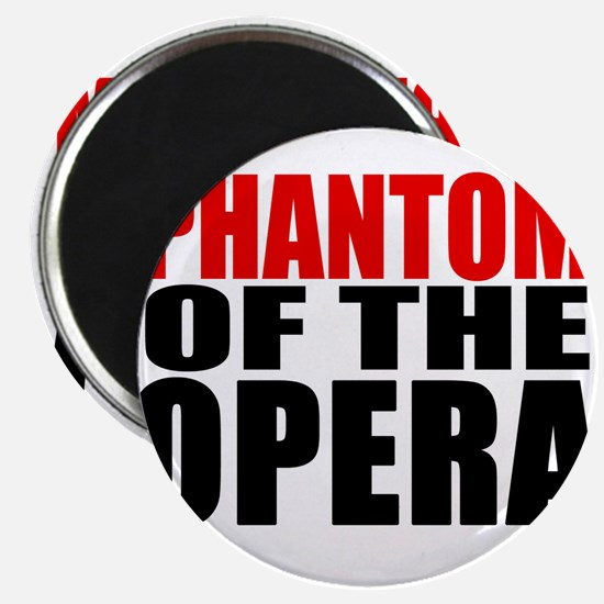 Phantom of the Opera Magnet
