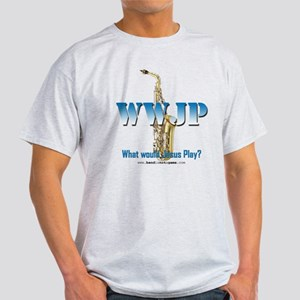 WWJP - Saxophone Light T-Shirt