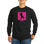 iSurf Female - Long Sleeve Dark T-Shirt