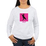 iSurf Female - Women's Long Sleeve T-Shirt