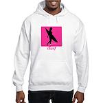 iSurf Female - Hooded Sweatshirt
