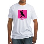 iSurf Female - Fitted T-Shirt
