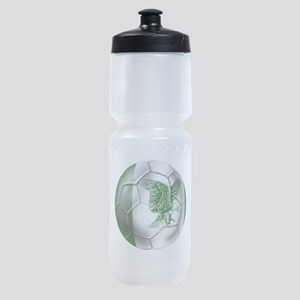 Nigeria Football Sports Bottle