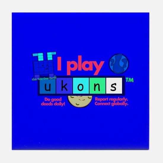 Ukons!&#8482 Tile Coaster