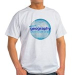 without geography Light T-Shirt
