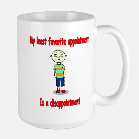 Disappointment Mug