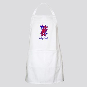 Holy Cow BBQ Apron